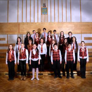 Choeurs roumains collège 1
