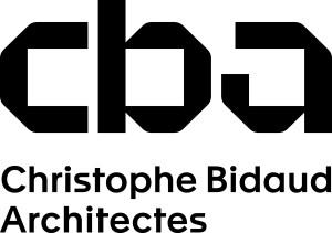 LOGO NOIR 2 CHRISTOPHE BIDAUD ARCHITECTES